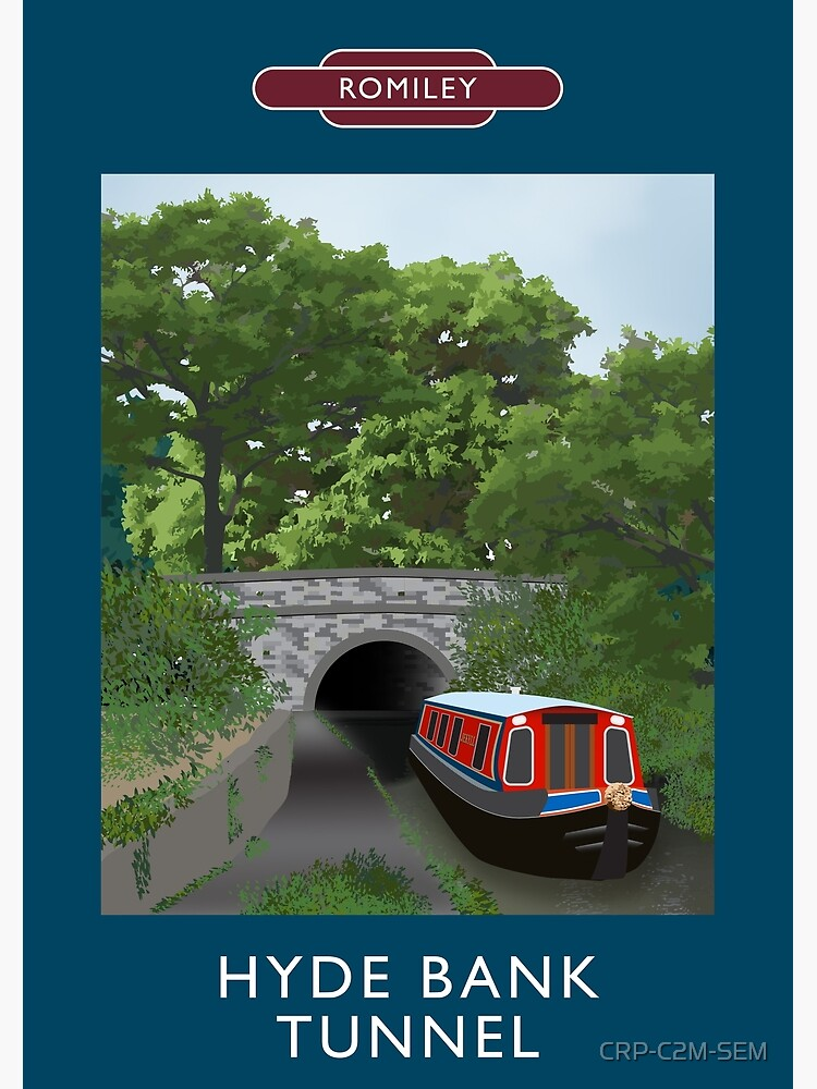 ROMILEY - Hyde Bank Tunnel by CRP-C2M-SEM