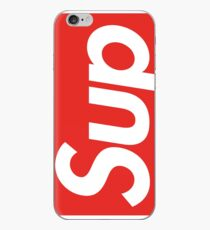 'Supreme' - sup phone case iPhone Case