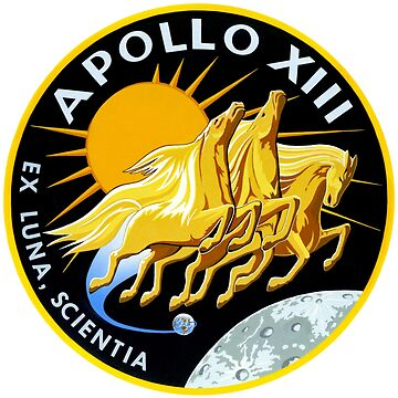 Apollo 13 Mission Patch by zachsbanks