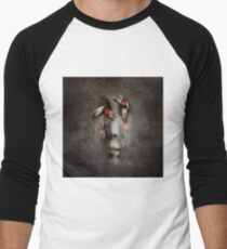 No Title 83 T-Shirt Men's Baseball ¾ T-Shirt