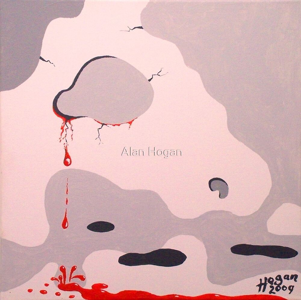 Tears of the Last Cow by Alan Hogan