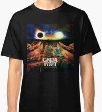 greta anthem peaceful army van fleet tour 2019 pertelon Classic T-Shirt