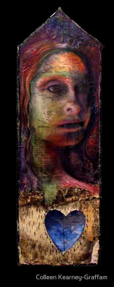 Andromeda by Colleen Kearney-Graffam