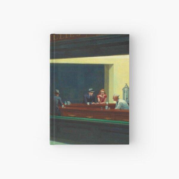 Nighthawks Edward Hopper Hardcover Journal