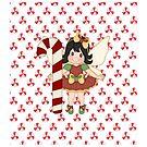 Christmas Fairy by purplesensation