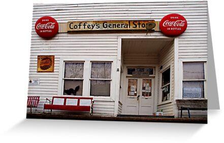 Coffey's General Store by J.K. York