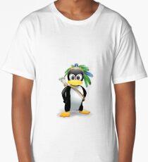 Kurumin Penguin. Long T-Shirt