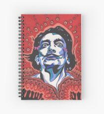 Salvador Dali II Spiral Notebook