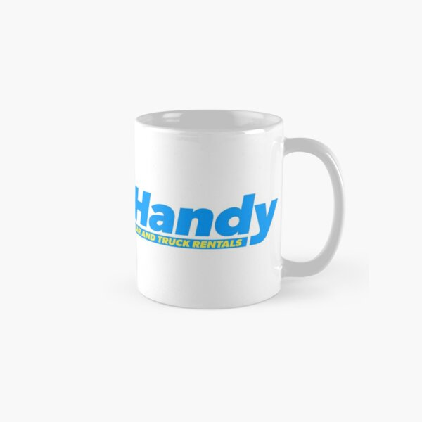 Handy Car and Truck Rental (worn) [Roufxis-RB] Classic Mug