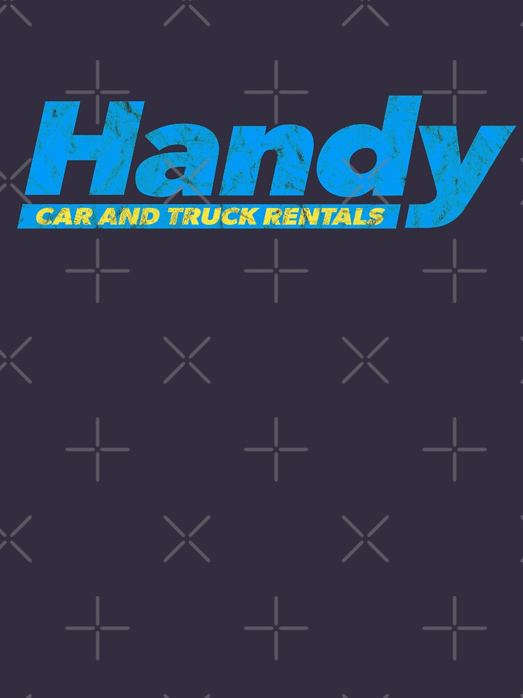 Handy Car and Truck Rental (worn) [Roufxis-RB] by RoufXis
