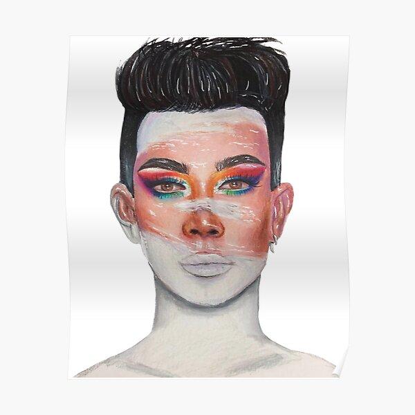 James Charles: Unleash your Inner Artist Poster