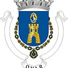Coat of Arms of Ovar, Portugal by Tonbbo