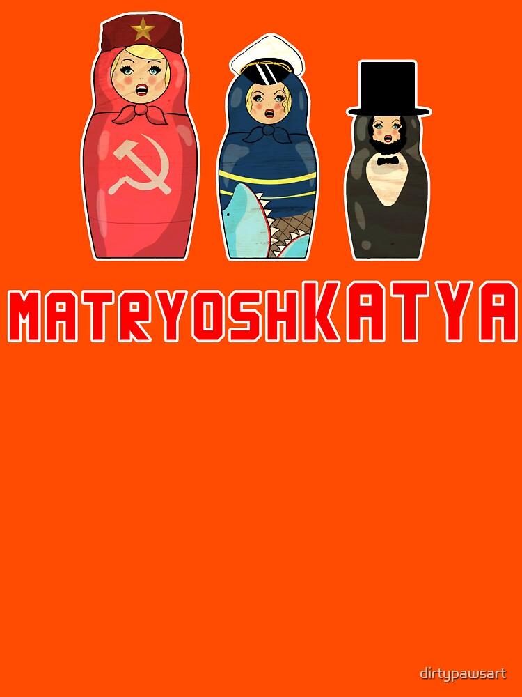 MatryoshKATYA | Unisex T-Shirt