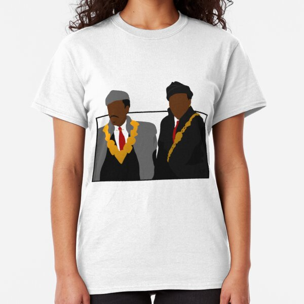 Welcome to Queens (Coming to America) Classic T-Shirt