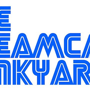 Dreamcast Junkyard Logo - Text Only by tomleecee