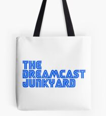 Dreamcast Junkyard Logo - Text Only Tote Bag