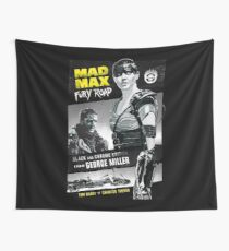 Mad Max: Fury Road poster Wall Tapestry