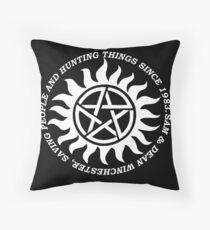 Supernatural Floor Pillow