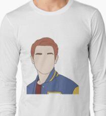 Archie Andrew Riverdale design Long Sleeve T-Shirt