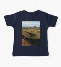 a desolate Mexico landscape Baby Tee