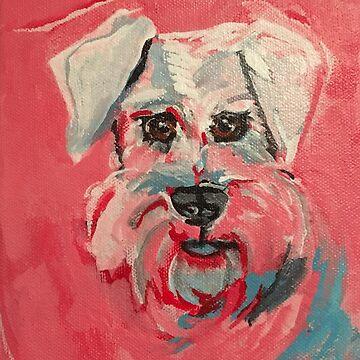 Dog I by melchormoore