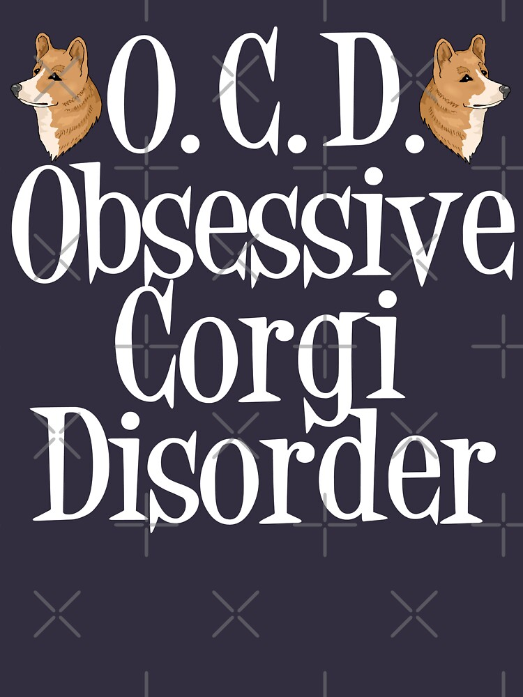 Obsessive Corgi Disorder by elishamarie28