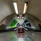 Bank Station by John Velocci