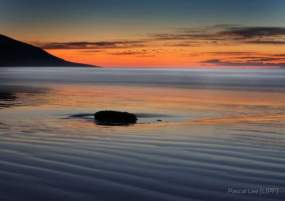 Sunset rock,Rossbeight by Pascal Lee (LIPF)