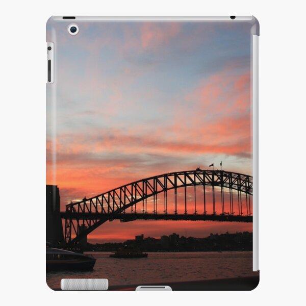 Sydney Harbour Bridge at sunset, Sydney NSW iPad Snap Case