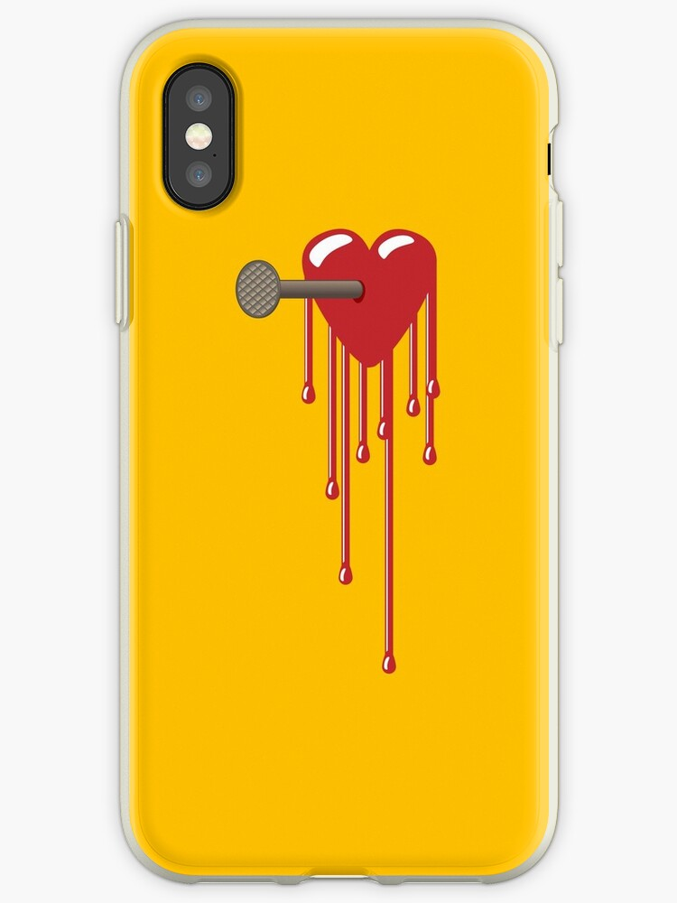 Shot through the heart - NAILED IT by goodedesign