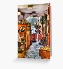 Portofino Greeting Card