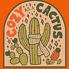 Cozy as a Cactus by doodlebymeg