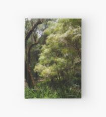 Lost in the Forest Hardcover Journal
