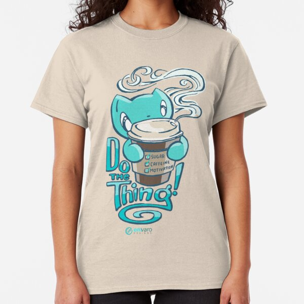 Scribbles: DO THE THING Classic T-Shirt