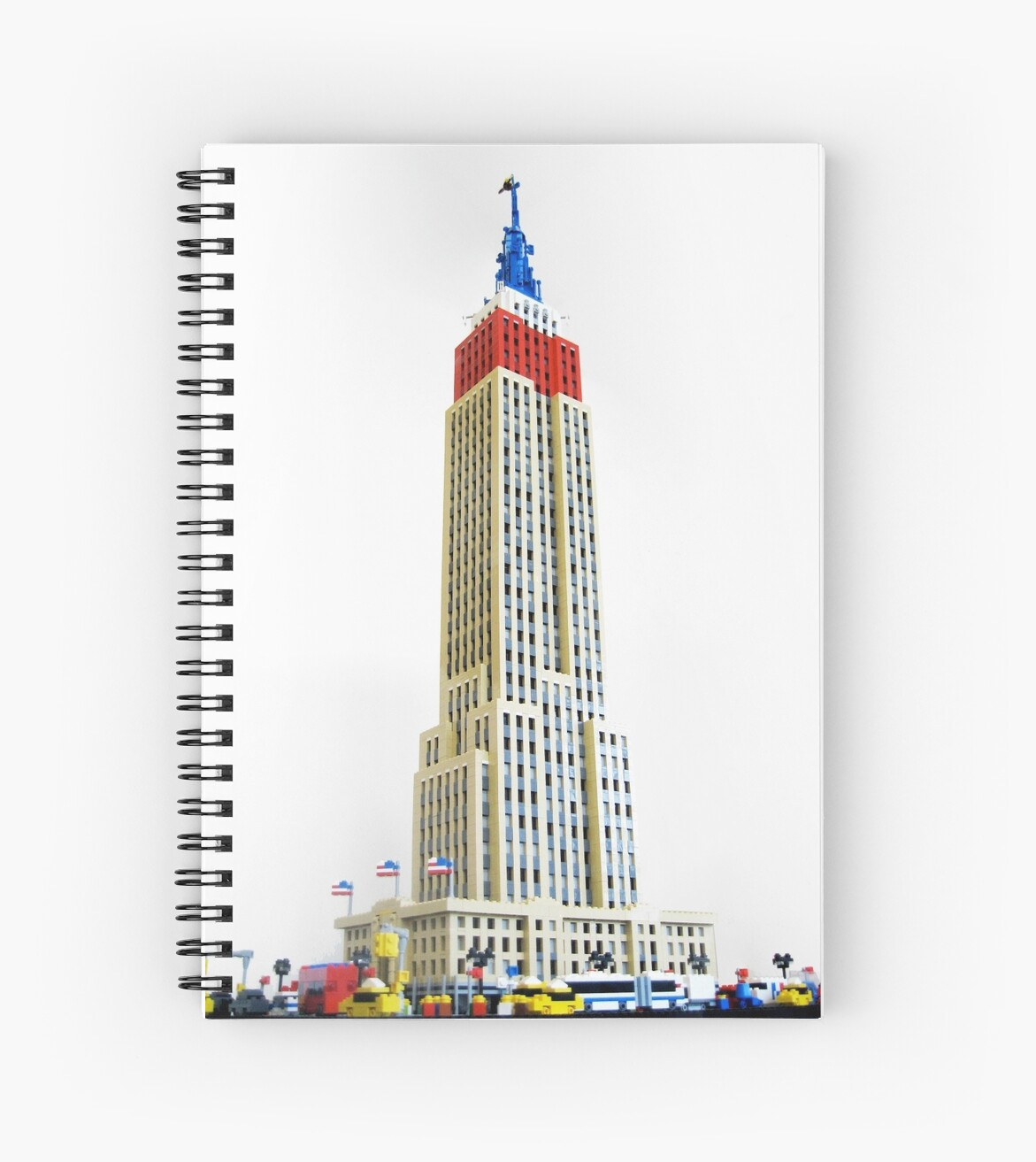 Empire State Building by Sean Kenney