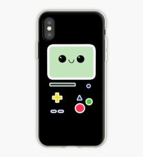 Adventure BMO Face iPhone Case