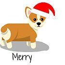 Merry Corgimas! by smaddingly
