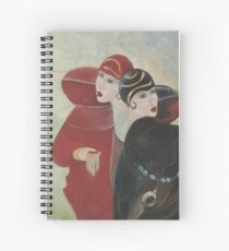 Ladies of the 30th Spiral Notebook