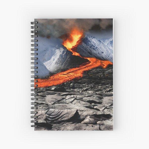 Inevitable Spiral Notebook