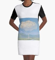 Magritte, French Artist, France, Cards Stickers, Many Items Graphic T-Shirt Dress