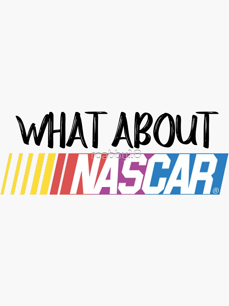 What about Nascar? by roabby18