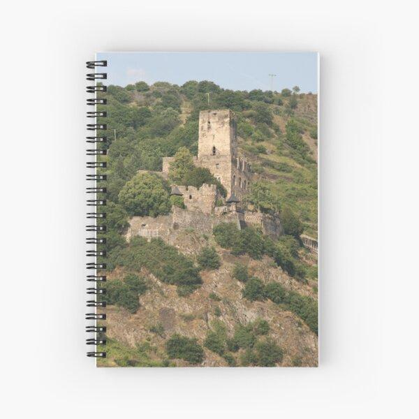 Burg Gutenfels Spiral Notebook