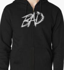 XXXTentacion BAD! Zipped Hoodie