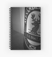 Pride Of Nova Scotia Spiral Notebook