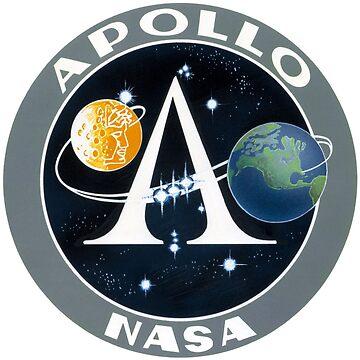 Apollo Program Logo by zachsbanks