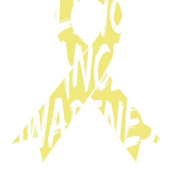 Childhood Cancer Awareness by LizWhite