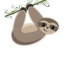 Sloth Hug Solo by Whiffahugs
