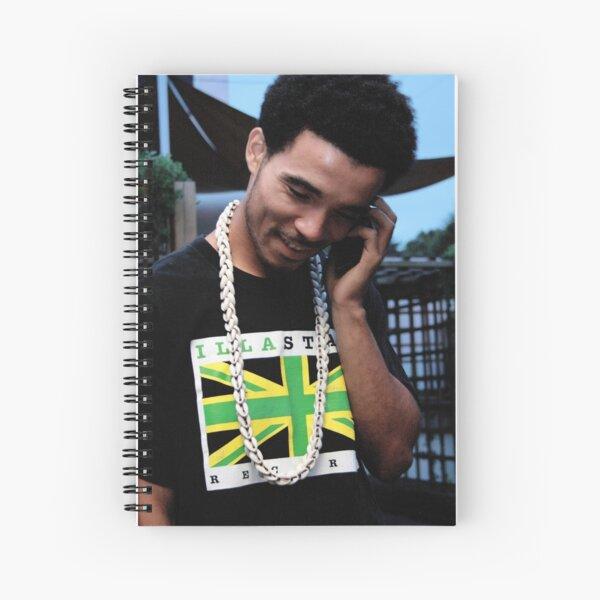 Akala Spiral Notebook