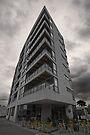 Tower Block by Nigel Bangert