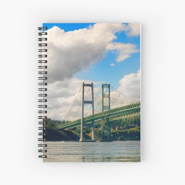 Narrows Spiral Notebook